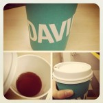 Leaping with Free Tea from DAVIDsTEA