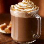 Coffee Time: Salted Caramel Hot Chocolate