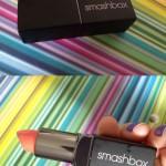 Beauty Review: Smashbox Lipstick in Melondrama