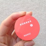 REVIEW: Korres Lip Butter in Mango
