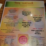 More Food Please!! Review on Shang Noodle House 尚麵館