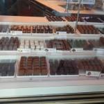 Macarons (Part XI), Sweets, and Tea at Leonidas
