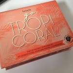 Benefit Cosmetics Go TropiCORAL Lip & Cheek Kit Review