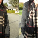 *Sponsored* Trinity Styles Plaid Acrylic Cashmere Scarf/Shawl