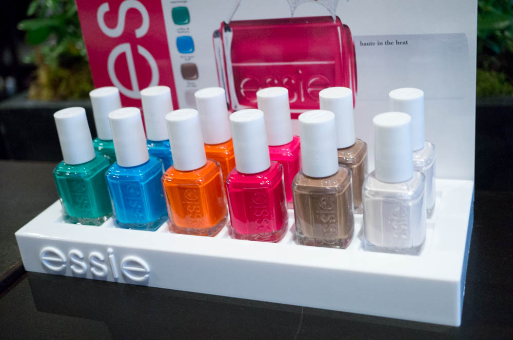 essie nail polish event-3