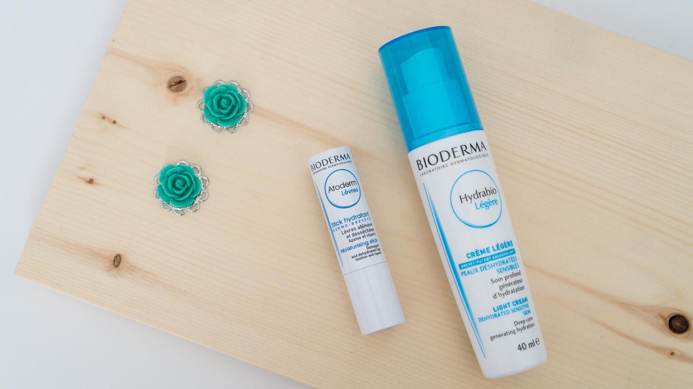 Moisturizing Essentials: Bioderma Hydrabio Moisturising Cream + Atoderm Moisturising Stick