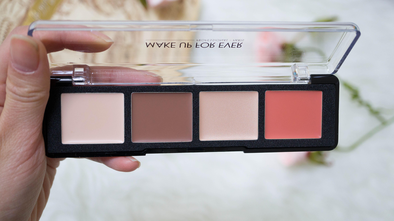 Palette Maquillage Professionnel Makeup Forever Mugeek Vidalondon